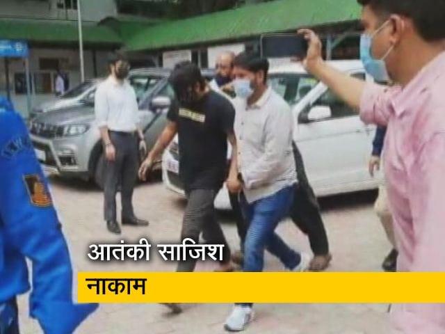 Videos : संदिग्ध 6 आतंकियों को 14 दिनों की पुलिस रिमांड, स्पेशल सेल ने किया था गिरफ्तार