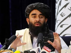 """""""Lived In Kabul Right Under Everyone's Nose"""": Taliban Spokesman Mocks US"""
