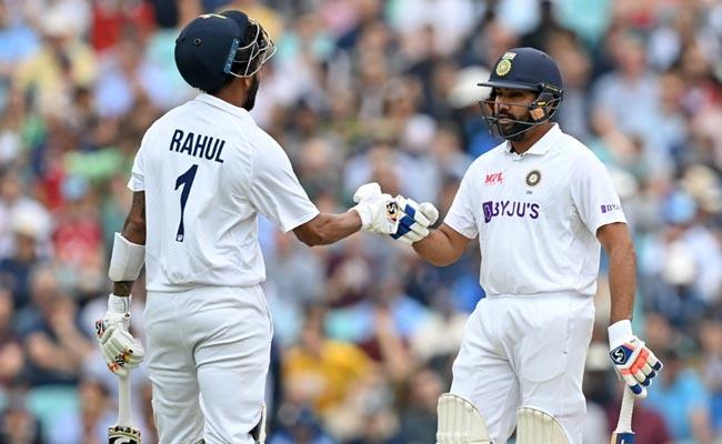 India vs England 4th Test, Day 3: रोहित और केएल राहुल क्रीज पर, भारत की नजर बड़ी बढ़त पर