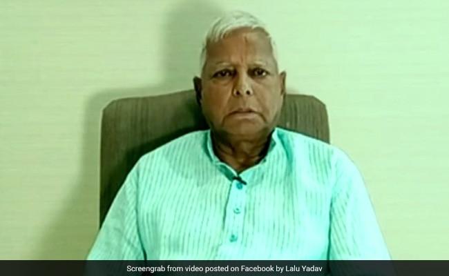 Lalu Prasad Yadav On Caste Census: 'Let 50% Cap Be Broken If Needed'