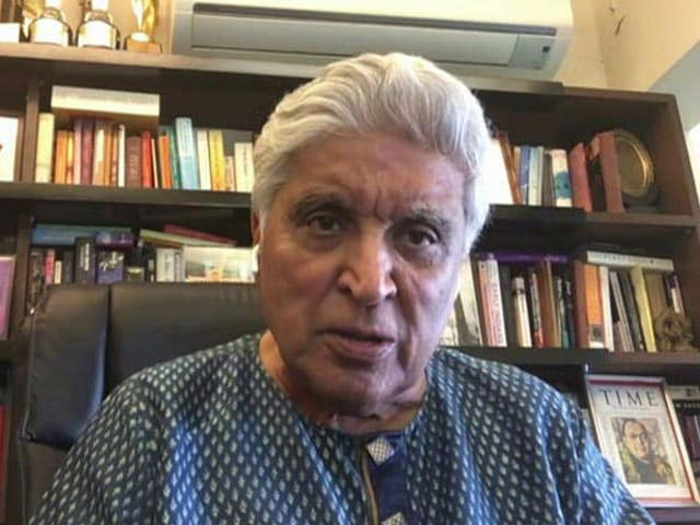 Video : Javed Akhtar On Hate Crimes Against Muslims