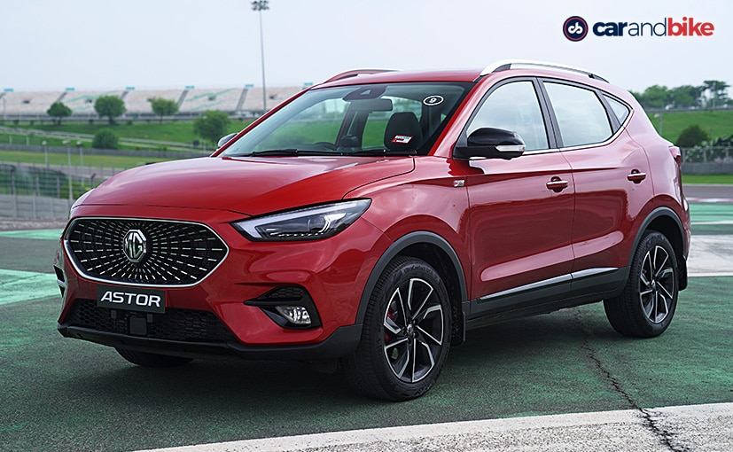 MG Astor Compact SUV Launch: Price Expectation