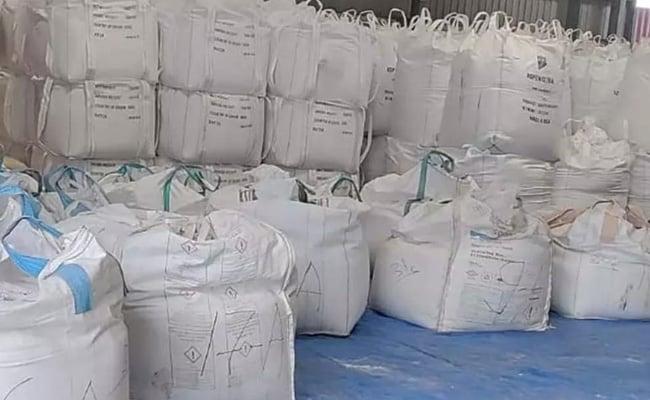 Congress Targets Centre Over Heroin Seizure From Gujarat Port
