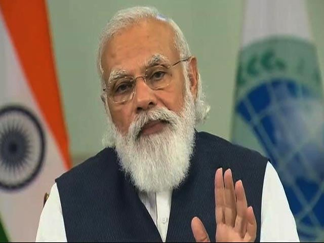 "Video : PM Flags ""Radicalisation"", Cites Afghanistan At Regional Summit SCO"