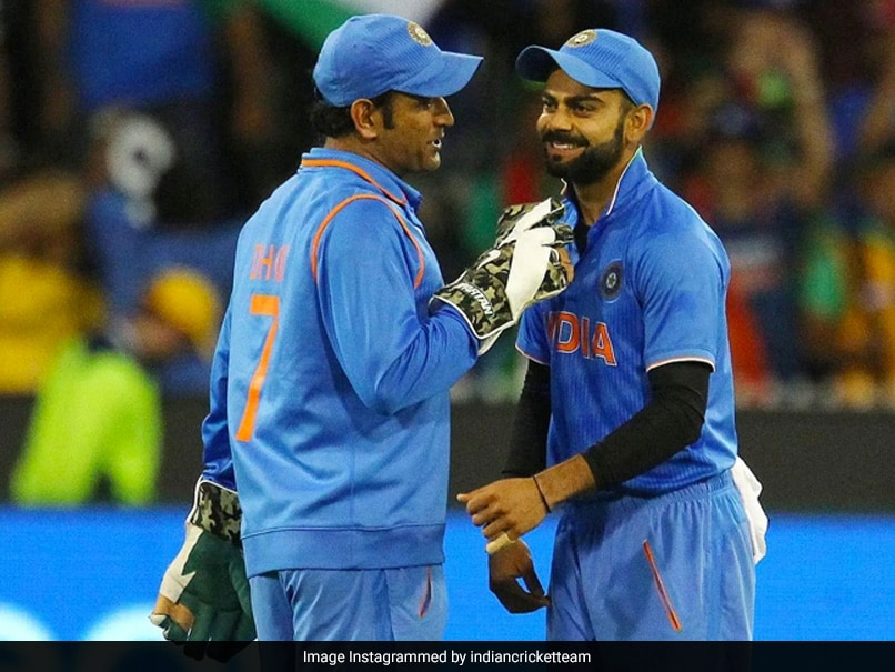 """""""Excellent Decision"""" To Have MS Dhoni As Mentor For India: Ex-BCCI Treasurer"""