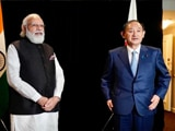 Video : PM, Japanese Counterpart Hold Talks In US Ahead Of Quad Meet