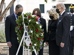 Jill Biden, Prince Harry Pay Tribute To Wounded US Military Veterans