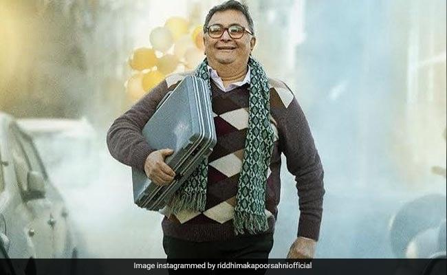 On Rishi Kapoor's Birth Anniversary, Alia Bhatt Shares Something Special - Sharmaji Namkeen First Poster