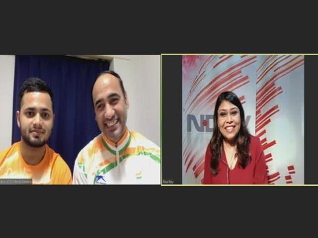 Video : Avani Lekhara Gave Us A Great Start And Inspired Us: Manish Narwal
