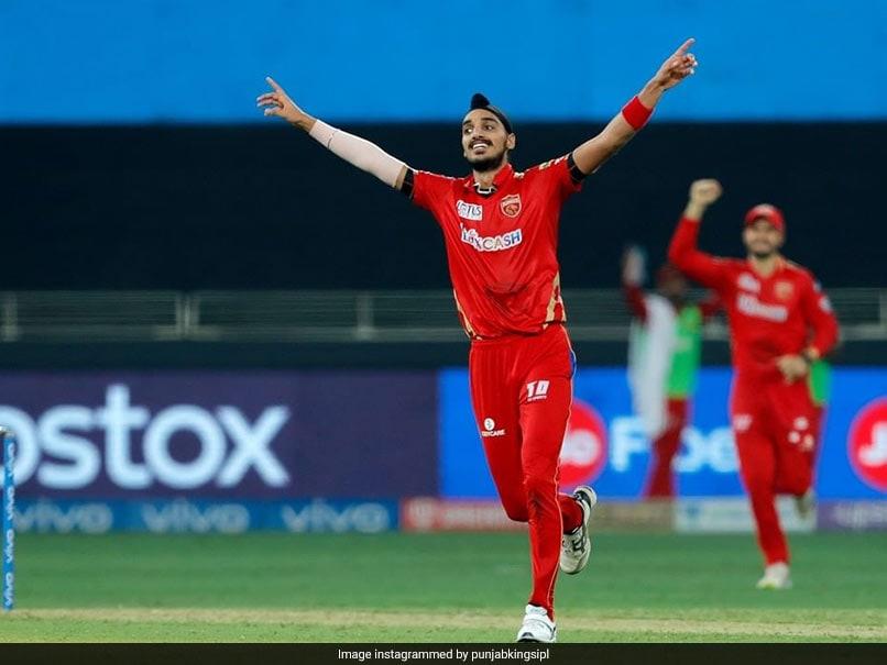 IPL 2021: Punjab Kings Arshdeep Singh Picks Maiden Five-Wicket Haul