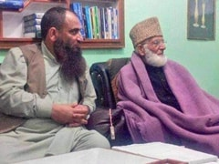 Pak Role Evident In Appointment Of New Hurriyat Chairman: Sources