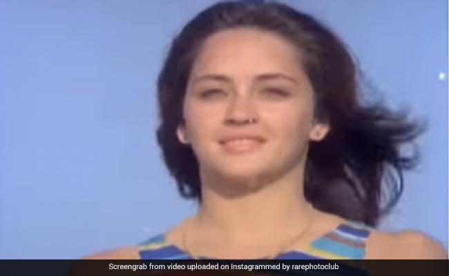 Nafisa Ali In A Vintage Tea Advert. See Throwback Video