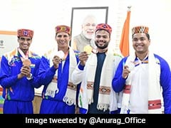 India Registers Its Best Showing At Paralympics With A Total Of 19 Medals In Tokyo