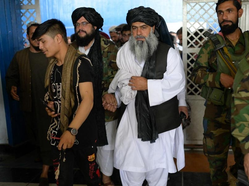 Hundreds Of Sports Allowed, Taliban Promise -- If Youre A Man