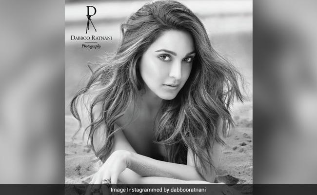 Kiara Advani Didn't Pose 'Topless' For 2021 Calendar, Dabboo Ratnani Clarifies