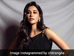 Beautiful In Black, Chitrangda Singh Is Going To Glam New Heights In Her Chic Dress