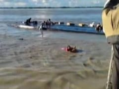 Assam Boat Capsize: 9 Including Inland Water Transport Staffers Detained For Questioning