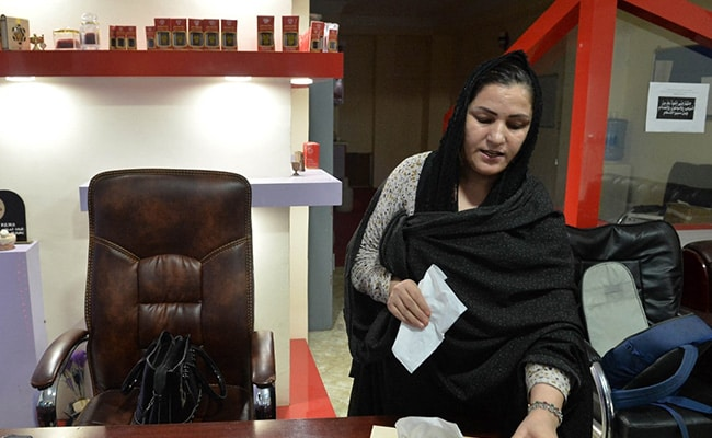 'We Will Not Remain Silent': Afghan Woman Business Leader On Taliban Rule