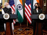 """Video : """"Gratitude For Help In Covid 2nd Wave"""": PM After Kamala Harris Meet"""