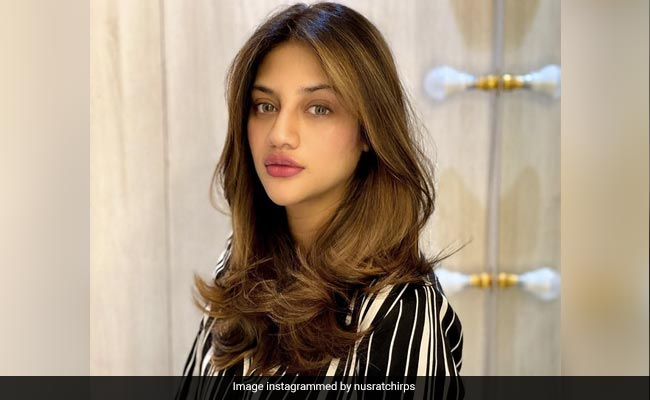Nusrat Jahan, Who Just Embraced Motherhood, Has A New Look. See Pic
