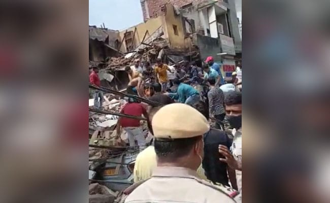 After Delhi Building Collapses, Civic Body's Move To Reassess Structures
