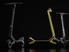 Unagi ने मोबाइल से कनेक्ट होने वाला फोल्डेबल स्मार्ट इलेक्ट्रिक स्कूटर किया लॉन्च