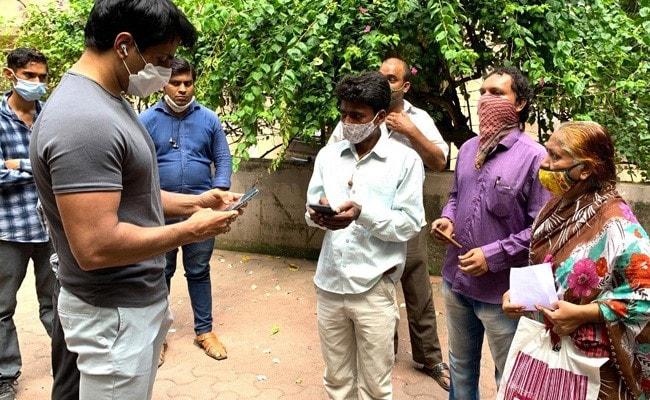 Day 2 Of Raids On Actor Sonu Sood, Shiv Sena Slams