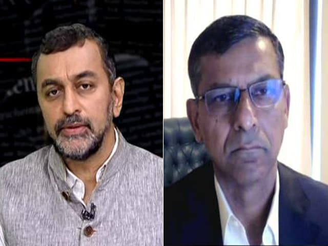 Video : Raghuram Rajan: India Getting Too Big To Be Run Exclusively From Centre