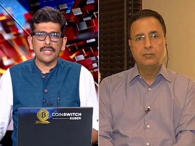 "Video : ""A Bigger Cartel Operating In The Country"": Congress's Randeep Surjewala"