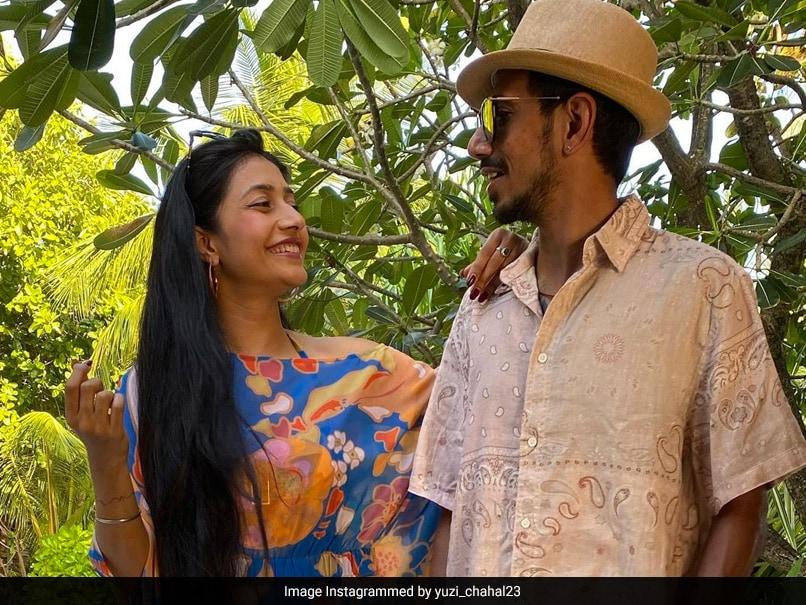 """You Did Not Post This"": Dhanashree Verma Reacts To Yuzvendra Chahals Hilarious Reel"