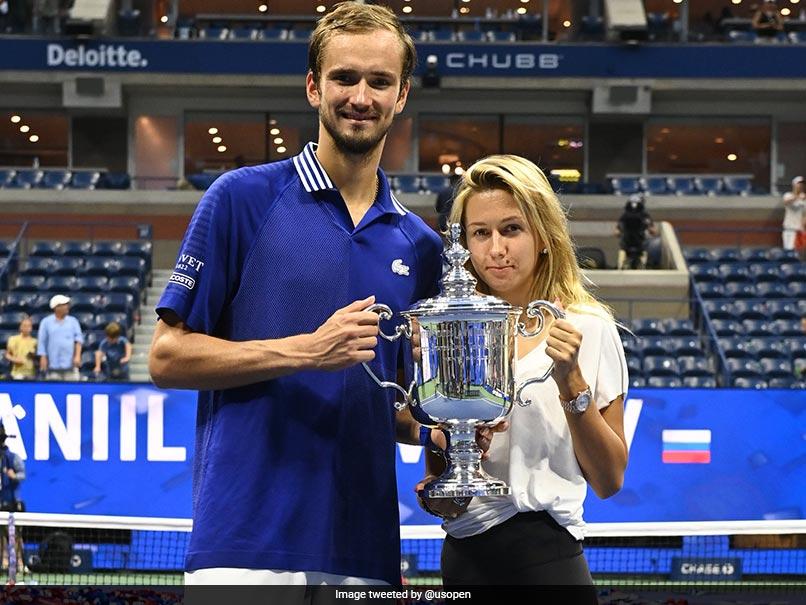"US Open Champion Daniil Medvedev Gets ""Best Wedding Anniversary Gift"" For Wife"