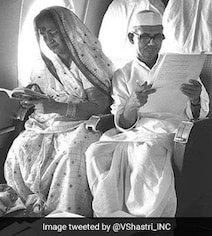 4 Times Indian Prime Ministers Were Clicked Working Onboard A Flight