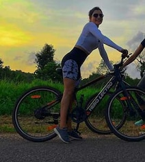 Samantha Ruth Prabhu Went Cycling In The Rain With 'The Best Company'