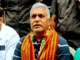 Video : Heckled, Dilip Ghosh Wants Bengal Bypoll Deferred; Poll Panel Seeks Report