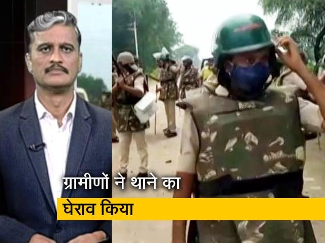 Videos : देश प्रदेश : मध्यप्रदेश की खरगोन जेल में लूट और चोरी के आरोपी की मौत के बाद हंगामा