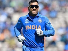 """""""It's The Greatest Decision"""": Michael Vaughan Backs MS Dhoni For India Mentor Role"""