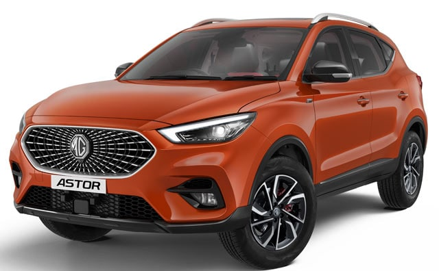Video : MG Astor Compact SUV Unveiled