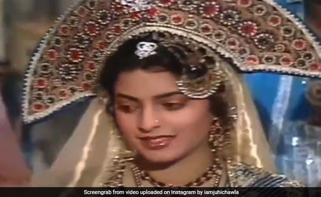 When Juhi Chawla 'Kept Forgetting Her Lines' On The Sets Of BR Chopra's Bahadur Shah Zafar