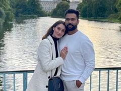 """Ali Abbas Zafar Doesn't Need To Go Anywhere, His """"Universe"""" Is Wife Alicia"""