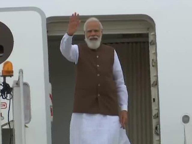 "Video : PM Modi Says US Visit Occasion To ""Strengthen Strategic Partnership"""