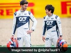 AlphaTauri Retain Yuki Tsunoda, Pierre Gasly For 2022 Season
