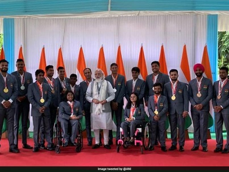 Aiming To Win 25 Medals, Including 10 Gold, In 2024 Paralympics: PCI Secretary-General