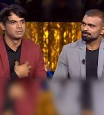 KBC: Neeraj Chopra's ROFL Take On This 'Silsila' Line Leaves Big B In Splits