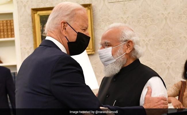 PM Modi, Joe Biden Discuss Defence In 90-Minute Oval Office Meet. Details Here