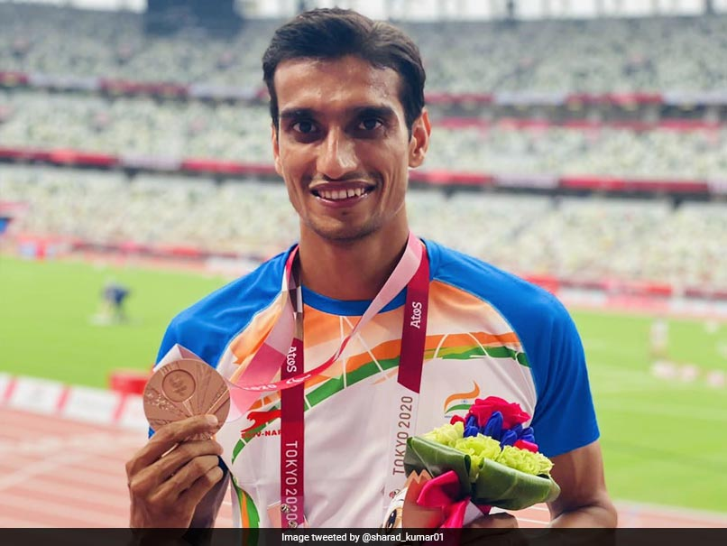 Sharad Kumar Among Four Para-Athletes Recommended For Khel Ratna; Avani Lekhara In Contention For Arjuna Award