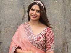 Divyanka Tripathi's Pink And Red Lehenga Is Just The Bridal Lehenga Inspiration You Need