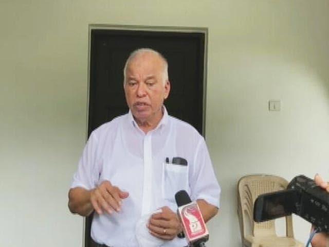 Video : Goa Congress Leader Quits Shortly After Praising Mamata Banerjee