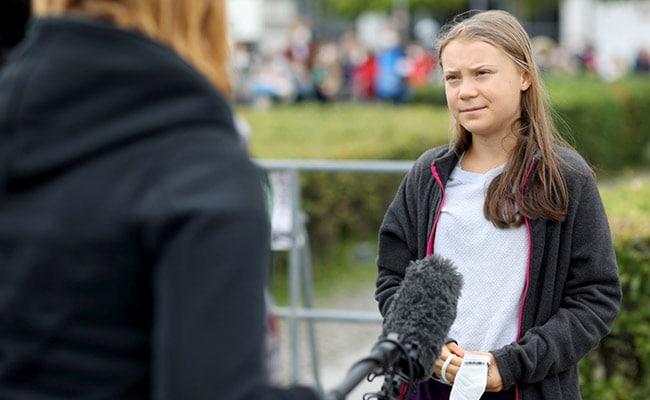 '30 Years Of Blah Blah Blah': Greta Thunberg Questions Italy Climate Talks
