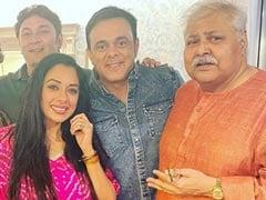 Inside <I>Sarabhai Vs Sarabhai</i> Reunion With Rupali Ganguly, Ratna Pathak Shah, Sumeet Raghavan, Rajesh Kumar, Satish Shah