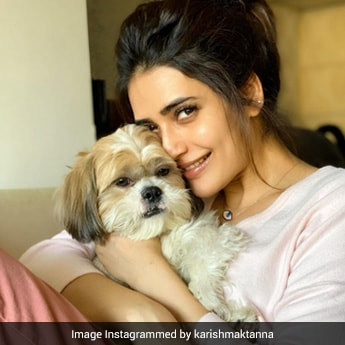 Karishma Tanna On Her Love For Animals And Being A Pet Parent During The Pandemic